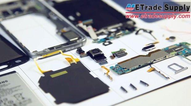 Samsung Galaxy S6 je kompletno rastavljen! (VIDEO)