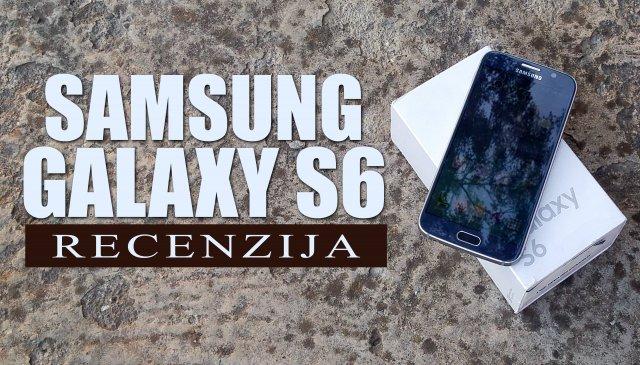 Samsung Galaxy S6 - Test (VIDEO)