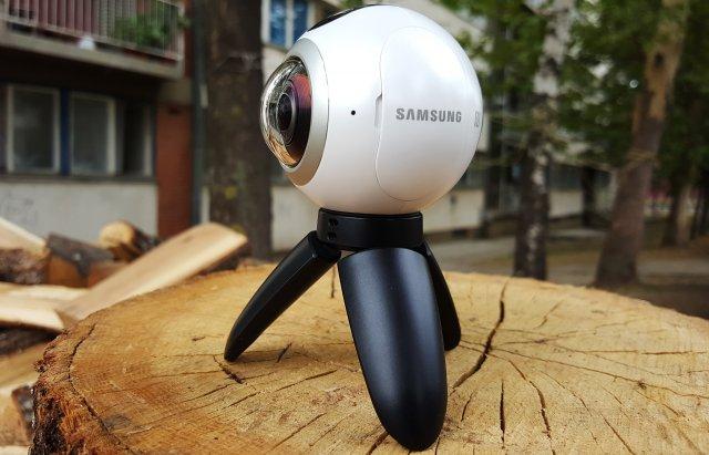 Samsung Gear 360 je kamera koja snima video od 360°! (VIDEO) [RECENZIJA]