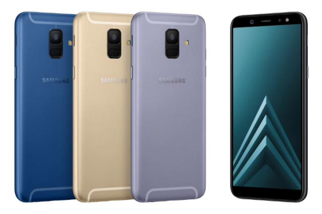 Samsung je lansirao Galaxy A6 liniju telefona sa sjajnim kamerama!