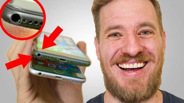 Scotty hakovao iPhone 7 i dodao mu potpuno funkcionalan konektor za slušalice! (VIDEO)