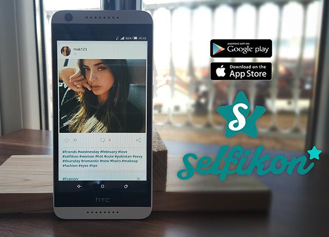 Selfikon - Srpska društvena mreža gde je dobrodošao svaki vaš selfie! (VIDEO)
