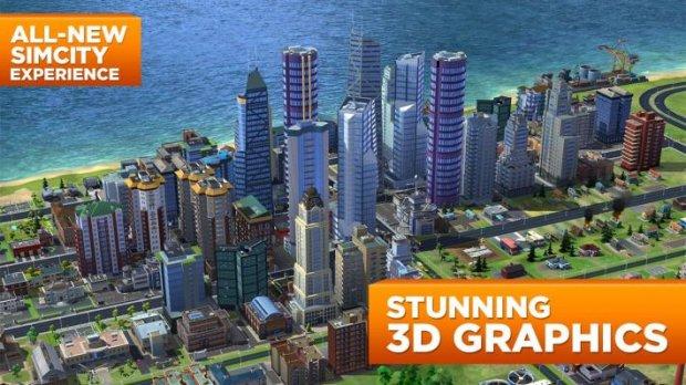 SimCity BuildIt je sada dostupan za preuzimanje svima!