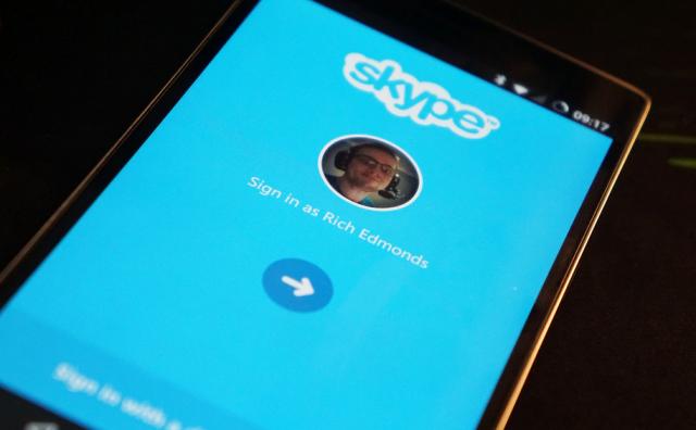Skype je sada mnogo lakše koristiti!