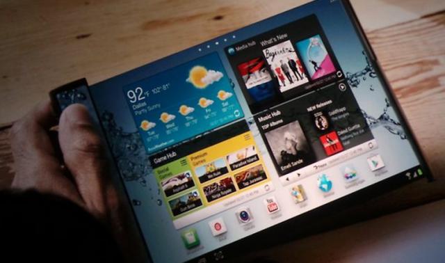 Sledeći korak Samsung kompanije može biti predstavljanje uređaja sa savitljivim ekranima! (VIDEO)