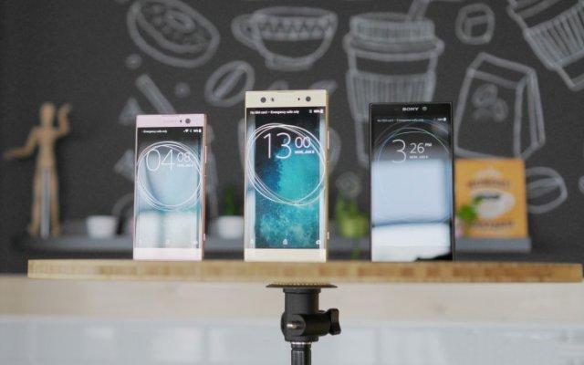Sony predstavio nove selfie telefone: Xperia XA2 i Xperia XA2 Ultra!