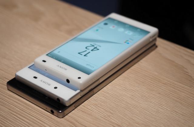 Sony Xperia Z5 linija je predstavljena na IFA konferenciji. Pogledajte tu družinu! (VIDEO)