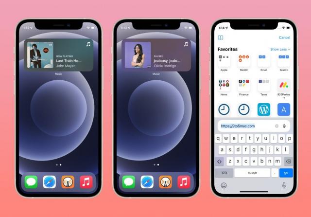 Šta je novo u iOS 15 beta 3?