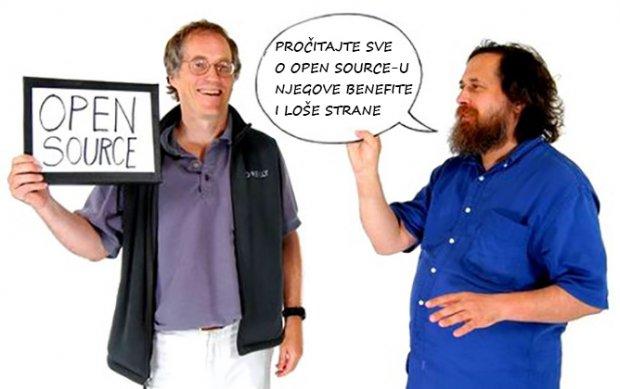 Šta je Open Source aplikacija ili operativni sistem?
