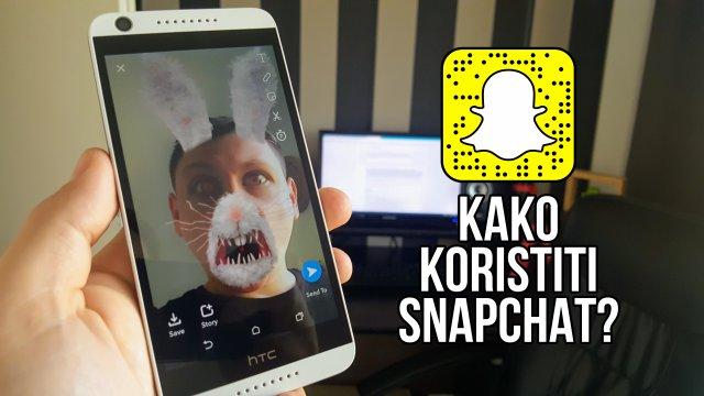 Šta je Snapchat i kako se koristi? (VIDEO) [2017]