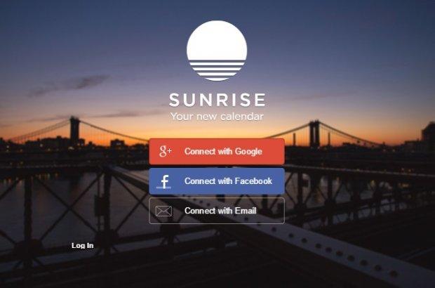 Sunrise je iOS kalendar aplikacija sa odličnim vidžetom!