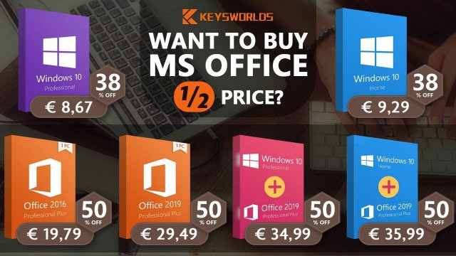 Svi MS Office programi u pola cene! Ograničena ponuda!