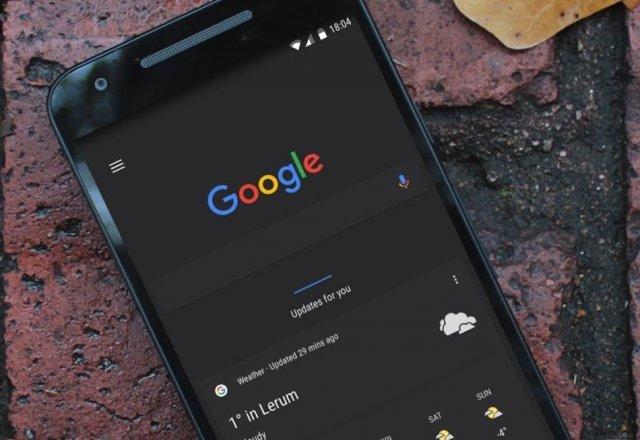 Tamna tema štedi bateriju telefona, izjvaio je Google!