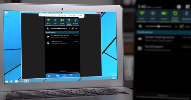 TeamViewer podrška za Android LolliPop je stigla! (VIDEO)