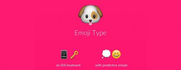 """Unosite emotikone automatski pomoću """"Emoji Type Predictive"""" tastature!"""