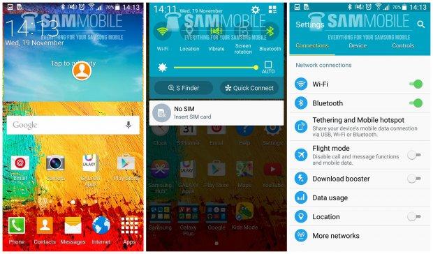 Upravo se pojavio nezvanični Galaxy Note 3 Lollipop ROM