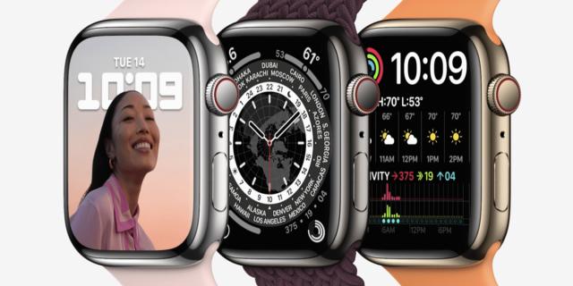 Upravo su lansirani novi Apple Watch 7 satovi! Evo šta je novo!