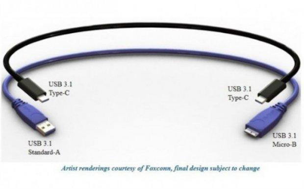 Uskoro nam stiže USB 3.1 poznat po imenu Tip C!