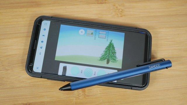 Wacom Bamboo Tip je jedna od boljih olovki za Android i iOS uređaje!