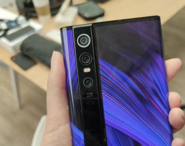 Xiaomi Mi Mix Alpha je obavijen ekranom sa svih strana! (VIDEO)