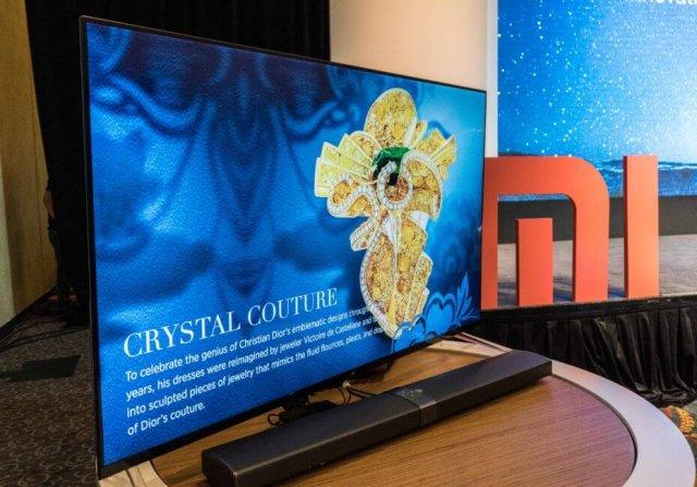 Xiaomi je predstavio novi, modularni Mi TV 4 vrhunskog dizajna! [CES 2017]