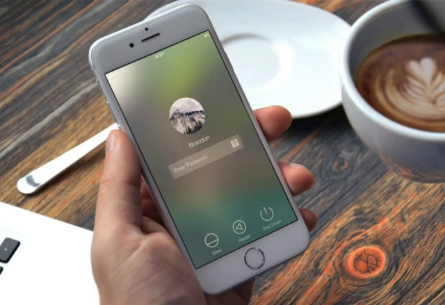 Zaključani ekran za iPhone u stilu OS X-a! [JailBreak Login Tweak]