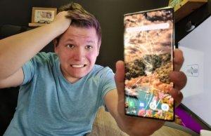 Zamena slomljenog stakla na ekranu ili zamena ekrana? Šta da uradim? (VIDEO)
